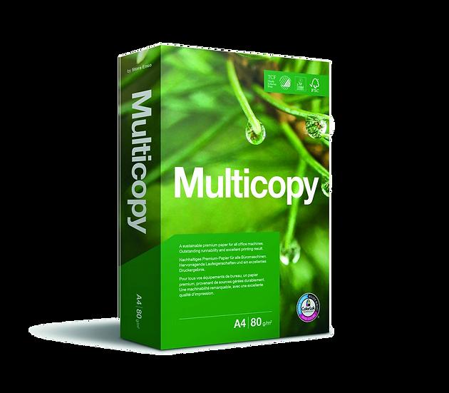 MultiCopy 80gr A4