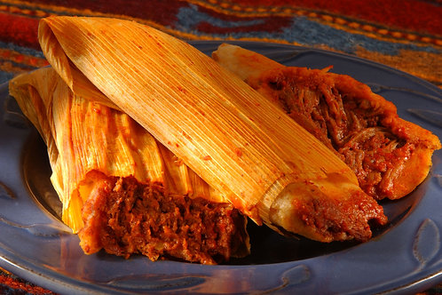 Red Tamale Platters