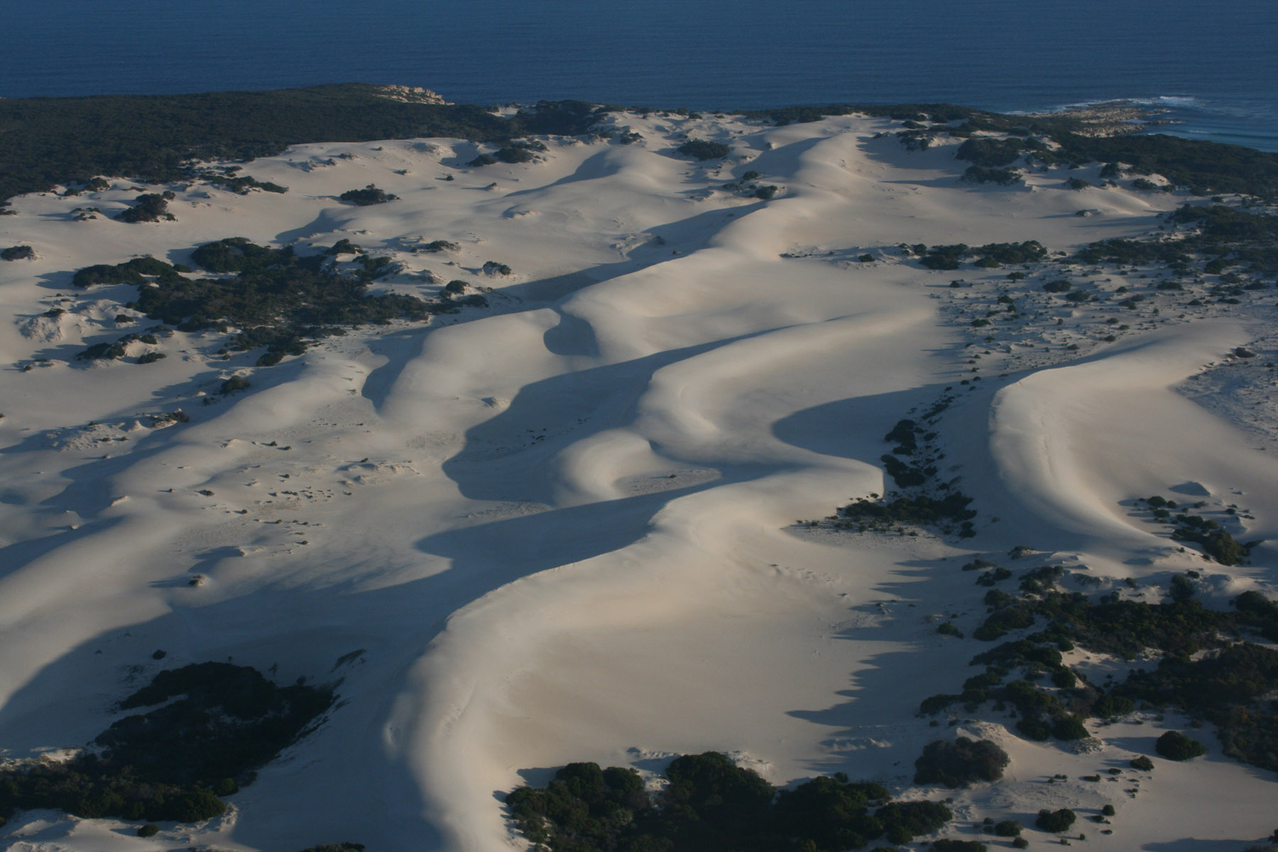 Hamersley dunes from the air_Fitzgerald River NP_1