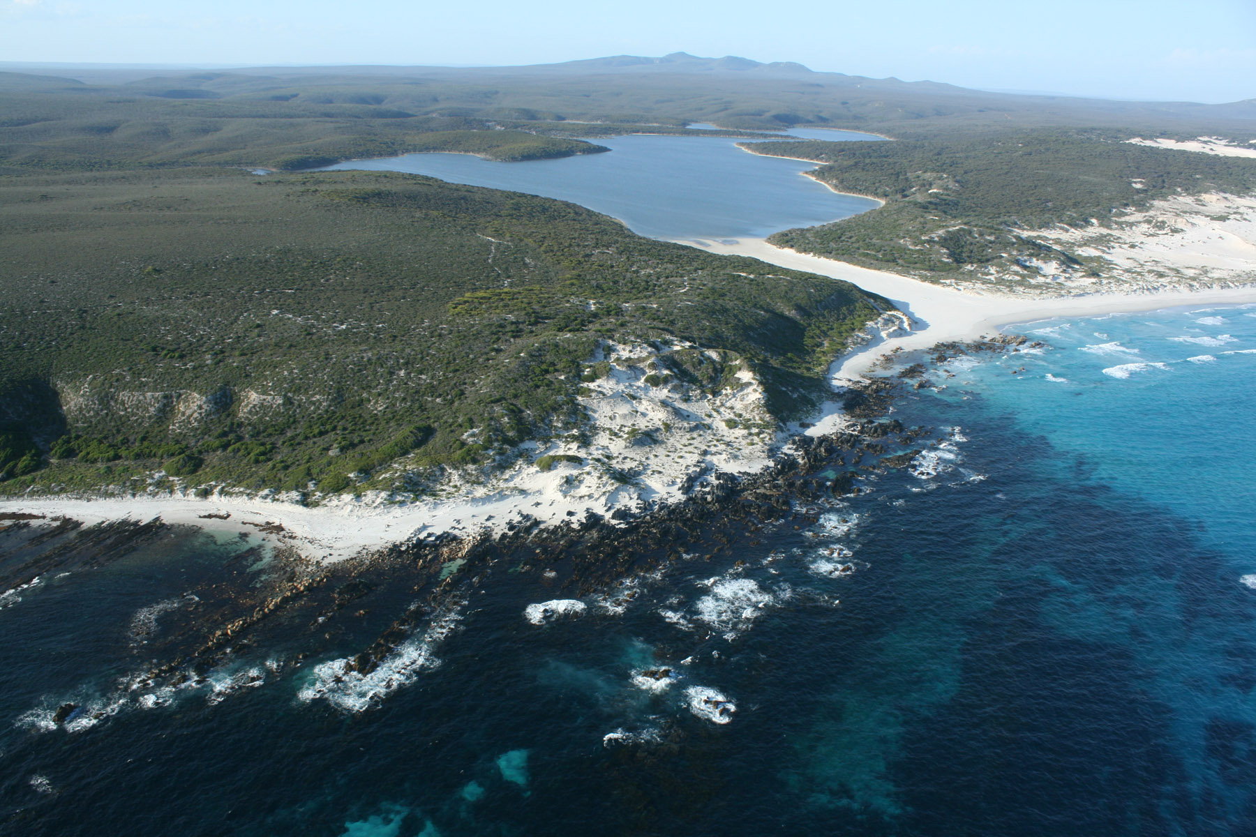 Hamersley inlet from the air_Fitzgerald River NP_1