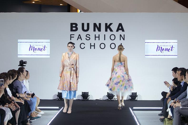 BUNKA 8-10th GRADUATION FASHION SHOW