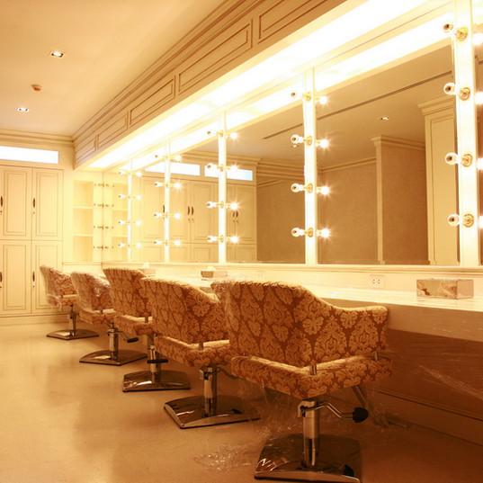 VIP Makeup Room