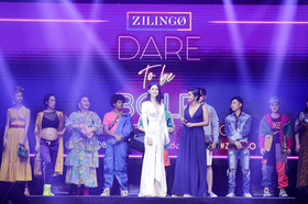 ZILINGO DARE TO BE BOLD