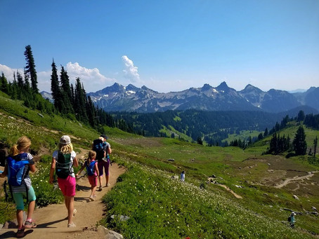 7 Life Lessons Outdoors Teach Kids