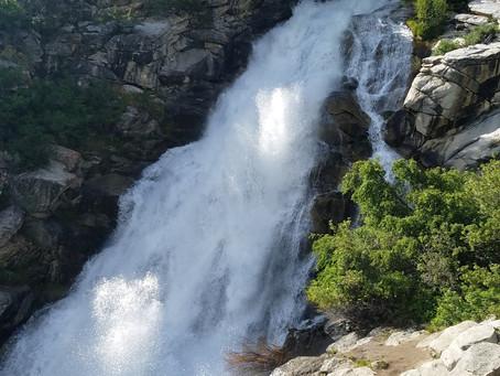 Horsetail Falls Hike: Alpine, Utah