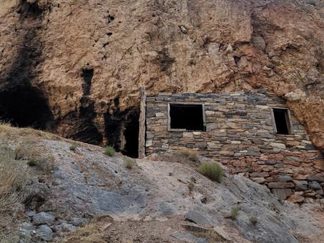 Hermit's Cabin: Delta, Utah