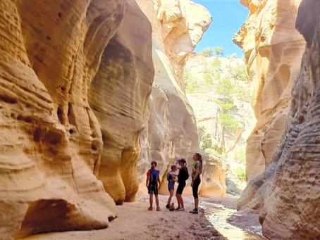 Willis Creek Slot Canyon, Utah
