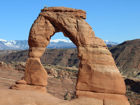Arches National Park: Utah's Iconic Delicate Arch