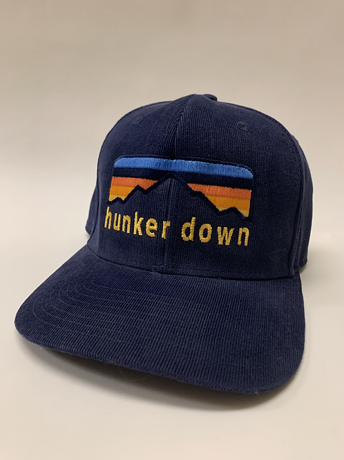 Hunker Down Corduroy Hat
