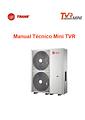 Manual_de_Instalação__TRANE_-_Mini_VRF_7