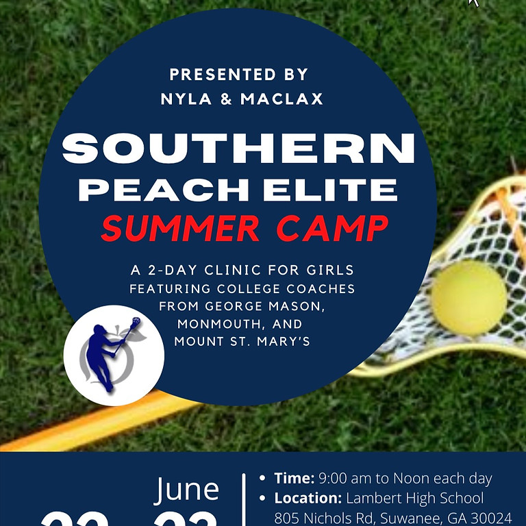 Southern Peach Elite Summer Camp