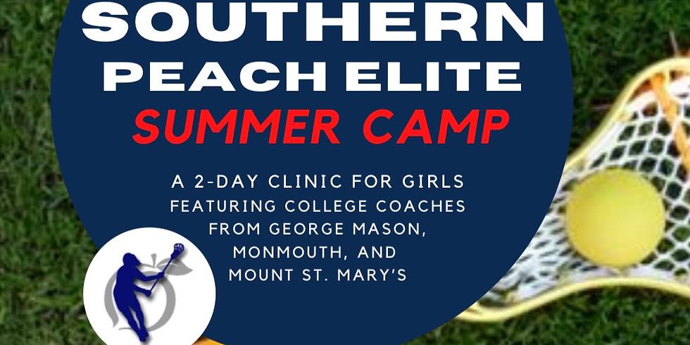 Southern Peach Elite Summer Camp