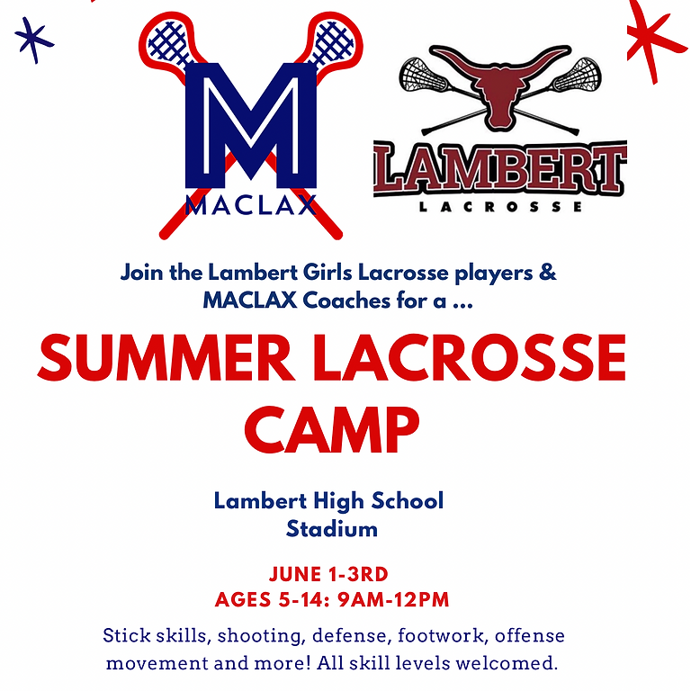 Summer Lacrosse Camp