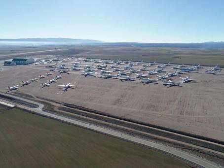 Delsat forma parte del Hub del Aeropuerto de Teruel, la mayor plataforma MRO de Europa.