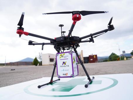 Pharmadron reciba el respaldo de la aceleradora gallega BF Aero