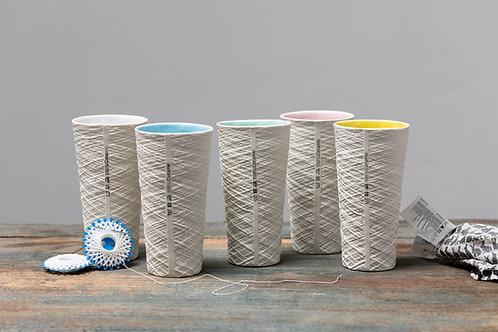 100% Ceramic - Vase