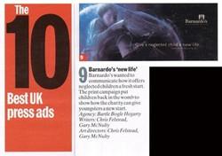 Campaign Top10 Press ad