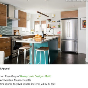 HD+B featured on HOUZZ.COM
