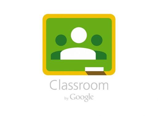 【お知らせ】Googleのアカウント登録とClassroom(クラスルーム)の設定について