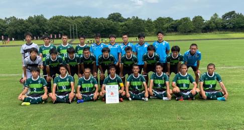 【大会結果】大分県高等学校総合体育大会《サッカー》にてサッカー部は第3位!