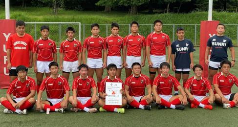 【大会結果】第68回大分県高等学校総合体育大会ラグビーフットボール競技