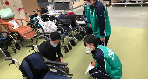 10月16日(金) 大分県社会福祉介護研修センターで福祉講座を実施!