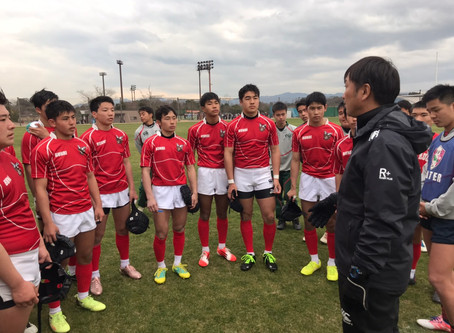 【ラグビー大会結果】令和元年度 大分県高等学校新人ラグビーフットボール大会(1回戦)