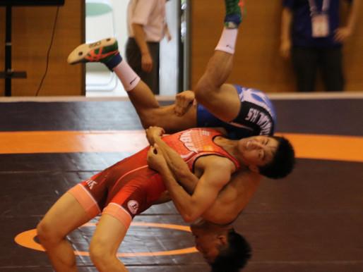 【大会結果】全国高等学校総合体育大会レスリング競技大会(インターハイ)