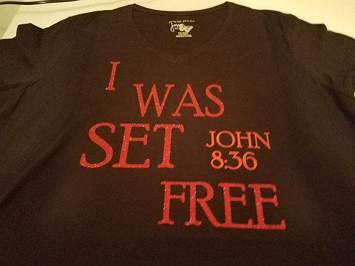 I Was Set Free
