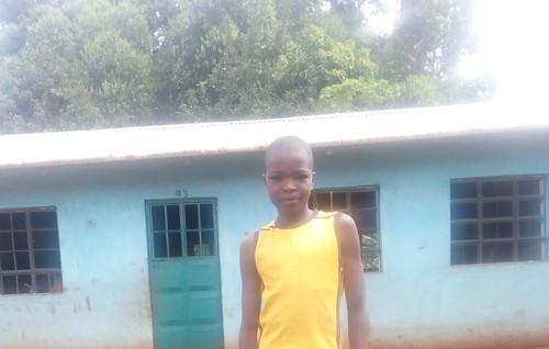 Collins Abuja age 12