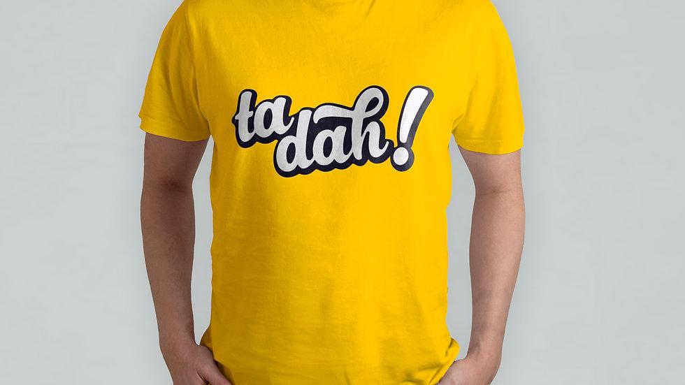 taDah! Yellow T-Shirt