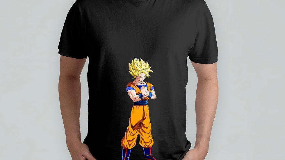 Goku Lit Black T-Shirt