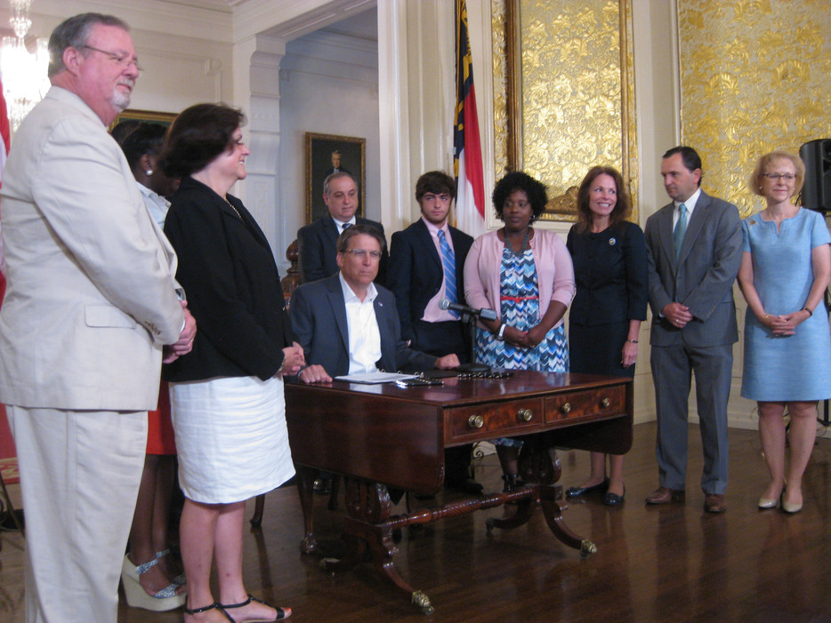 Governor Signs Foster Care Family Act into Law