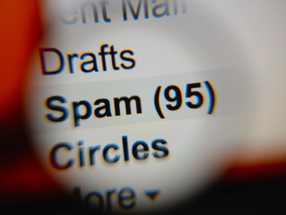 Why your Eflyers Might land in the Spam Folder
