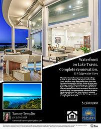 Property Print Flyer