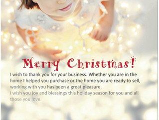 3 Great Ways to send Holiday Greetings to Clients