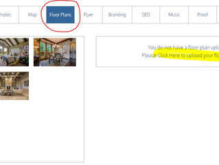 How to use our virtual tour floor plan feature