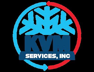 KVM HVAC Logo