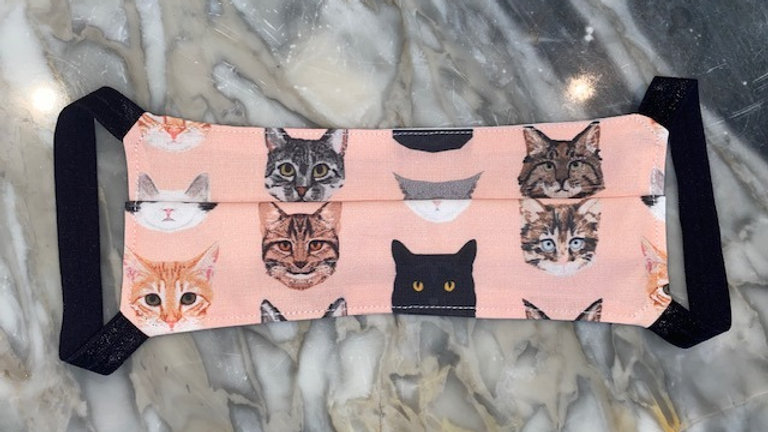 New! Pink Kitty Cats