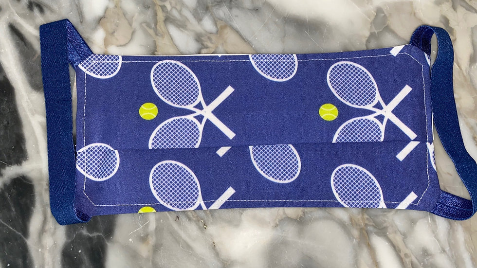 Tennis Racquets - Blue