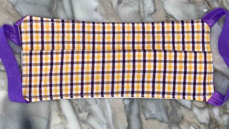 LSU Plaid