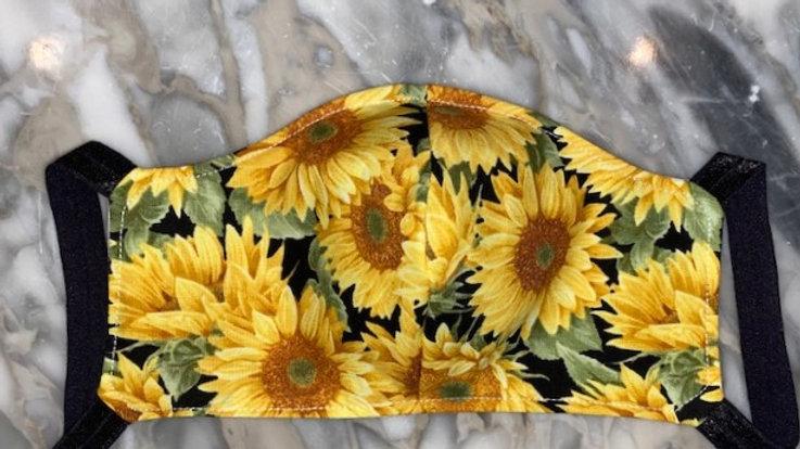 New! Sunflowers Style #2