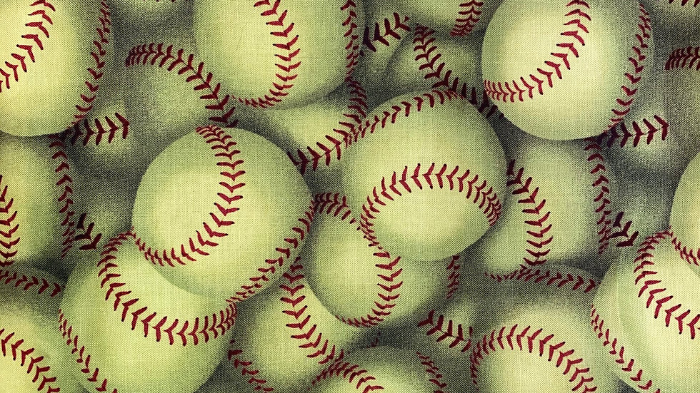 Baseballs Style #2