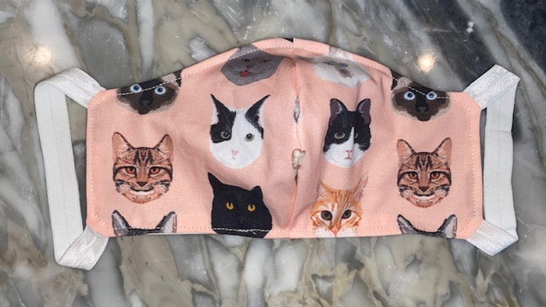 New! Pink Kitty Cats Style #2