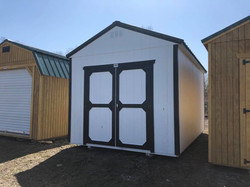 #33 10x16 Utility Shed