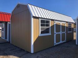 #5 10x20 Side Lofted Barn