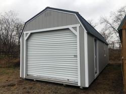#11 12x28 Lofted Garage