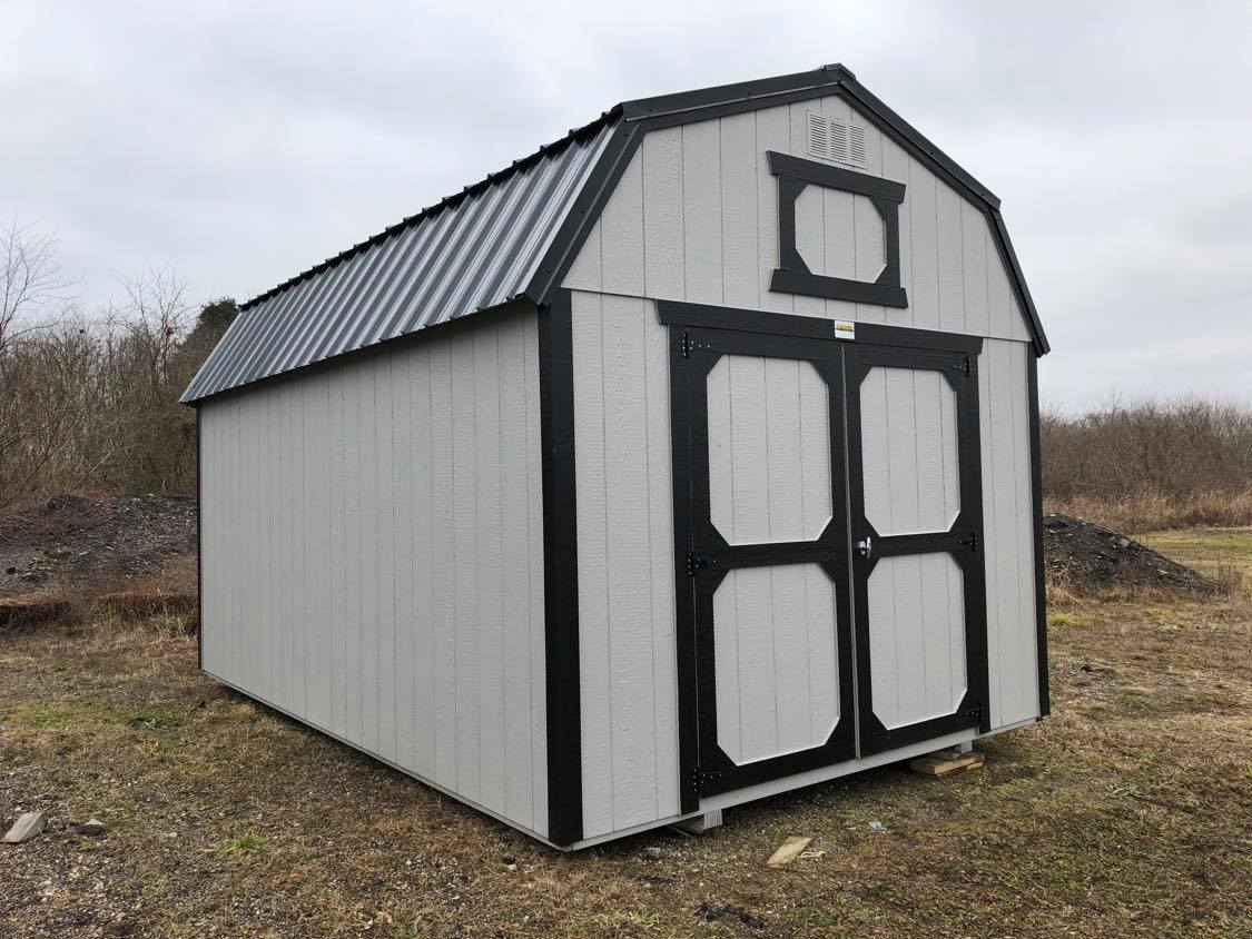 #17 10x16 Lofted Barn