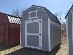#34 8x12 Lofted Barn