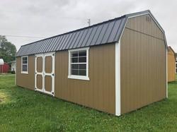#29 12x28 Side Lofted Barn